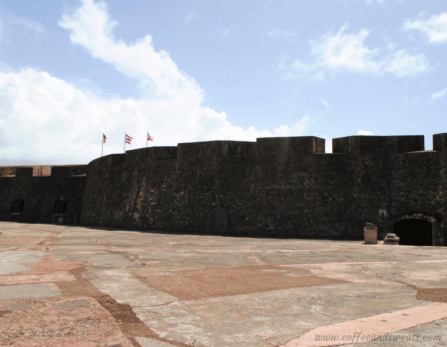 Fort San Cristobal San Juan Puerto Rico