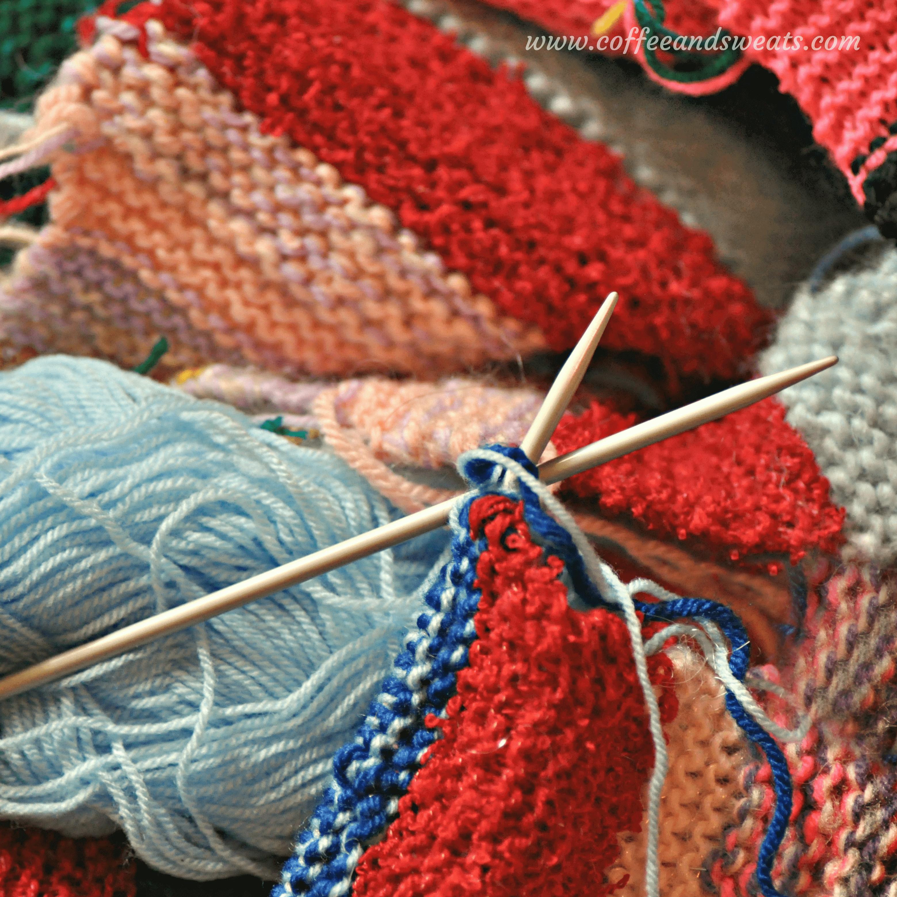 Цветовая гамма для вязания крючком
