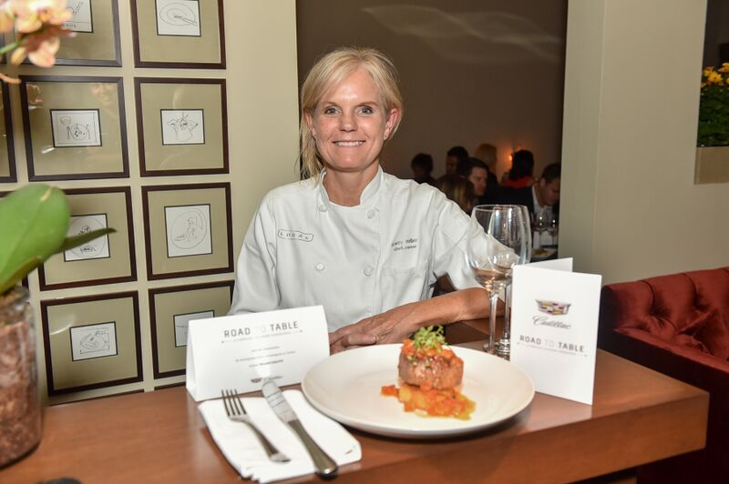 Chef Tracy Miller of LOCAL restaurant Dallas, TX