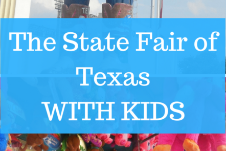 State Fair of Texas - With Kids