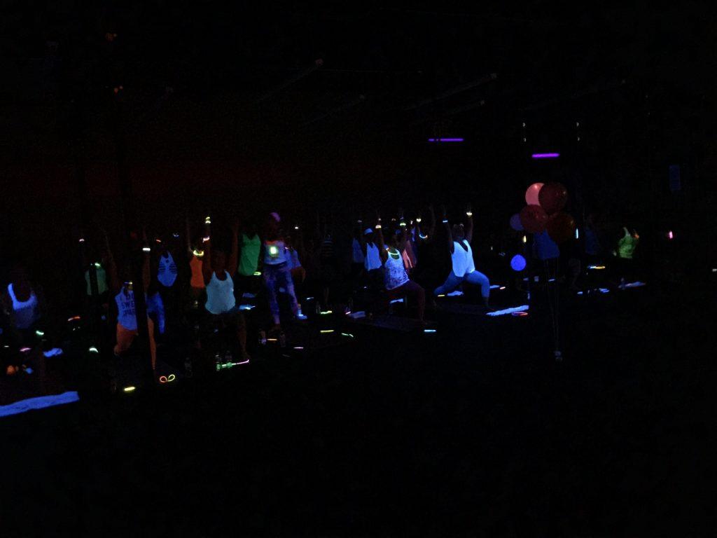 Yoga Glow & Flow