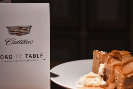 Cadillac Road to Table DFW