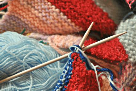 Knitting Something Nice for You