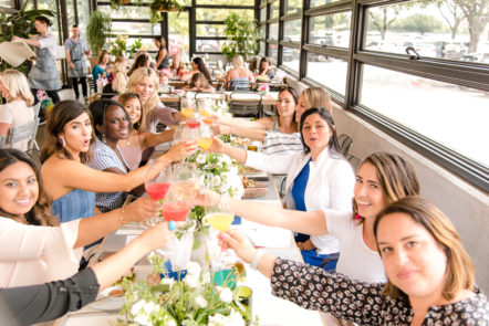 Coffee and Sweats Dallas Blogger Brunch Sitter Needed