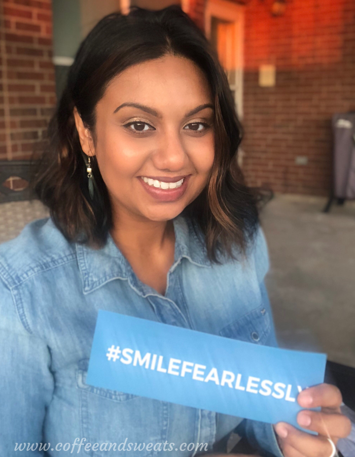 CoffeeandSweats.com #Smilefearlessly