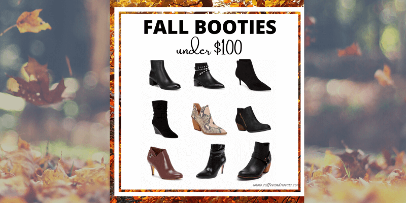 The Best Fall Booties – All Under $100!